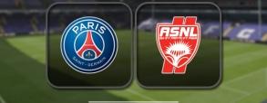 PSG 1:0 Nancy