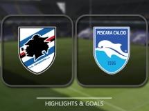 Sampdoria 3:1 Pescara