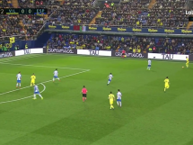 Villarreal CF 2:0 Espanyol Barcelona
