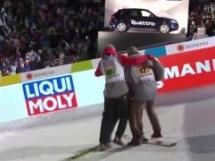 Skoki narciarskie (Mistrzostwa Świata w Lahti) :