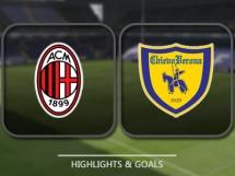 AC Milan 3:1 Chievo Verona