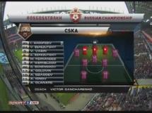 CSKA Moskwa 0:0 Zenit St. Petersburg