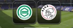 Groningen 1:1 Ajax Amsterdam