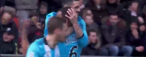 Lorient 1:4 Olympique Marsylia