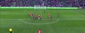 FK Krasnodar 2:2 Spartak Moskwa
