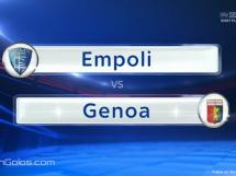 Empoli 0:2 Genoa