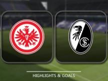 Eintracht Frankfurt 1:2 Freiburg