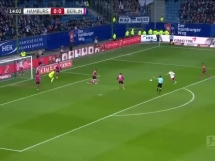 Hamburger SV 1:0 Hertha Berlin