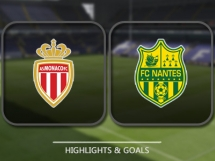 AS Monaco 4:0 FC Nantes
