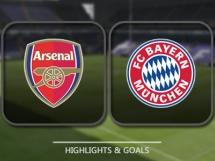 Arsenal Londyn 1:0 Bayern Monachium