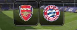 Arsenal Londyn 1:5 Bayern Monachium