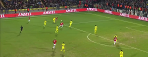 FK Rostov 1:1 Manchester United