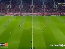Olympiakos Pireus 1:1 Besiktas Stambuł