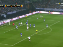 Schalke 04 1:1 Borussia Monchengladbach