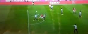 Gol Lewandowskiego z Eintrachtem!
