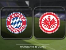 Bayern Monachium 3:0 Eintracht Frankfurt