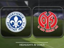 SV Darmstadt 2:1 FSV Mainz 05