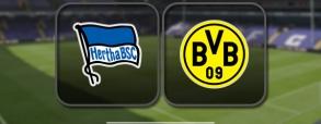 Hertha Berlin 2:1 Borussia Dortmund