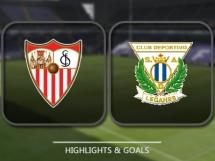 Sevilla FC 1:1 Leganes