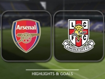Arsenal Londyn 5:0 Lincoln