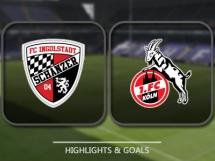 Ingolstadt 04 2:2 FC Koln