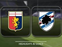 Genoa 0:1 Sampdoria