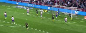 Granada CF 0:1 Atletico Madryt