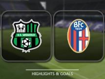 Sassuolo 0:1 Bologna