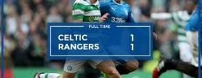 Celtic 1:1 Rangers