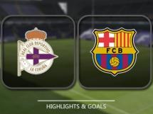 Deportivo La Coruna 2:1 FC Barcelona
