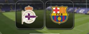 Deportivo La Coruna - FC Barcelona