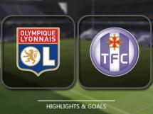 Olympique Lyon 4:0 Toulouse