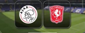 Ajax Amsterdam 3:0 Twente