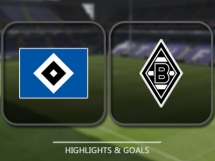 Hamburger SV 2:1 Borussia Monchengladbach