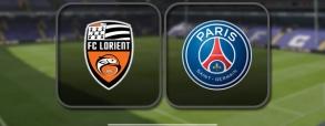 Lorient 1:2 PSG