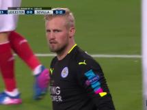 Leicester City 2:0 Sevilla FC