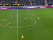 Anderlecht 1:0 APOEL