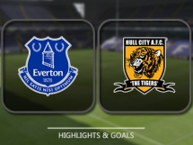 Everton 4:0 Hull City