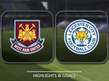 West Ham United 2:3 Leicester City