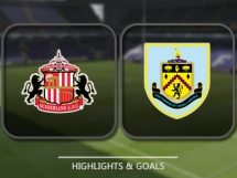 Sunderland 0:0 Burnley