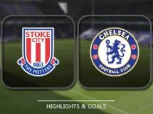 Stoke City 1:2 Chelsea Londyn