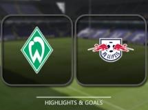 Werder Brema 3:1 RB Lipsk
