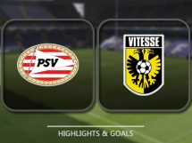 PSV Eindhoven 1:0 Vitesse