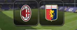 AC Milan 1:0 Genoa