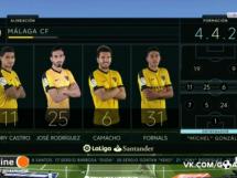 Leganes 0:0 Malaga CF