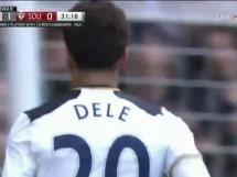 Tottenham Hotspur 2:1 Southampton