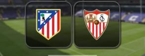 Atletico Madryt 3:1 Sevilla FC