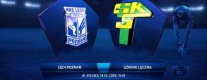 Lech Poznań 0:0 Górnik Łęczna