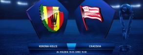 Korona Kielce 3:0 Cracovia Kraków
