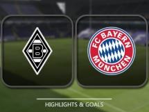 Borussia Monchengladbach 0:1 Bayern Monachium